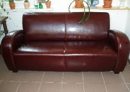 how to clean the leather sofas